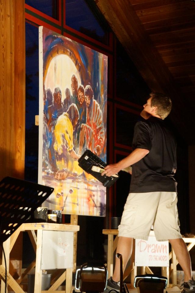 Paul Painting
