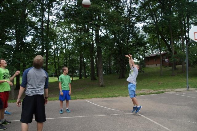 More basketball